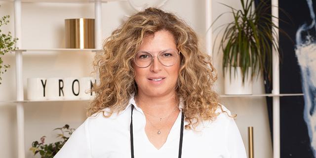 """רונית אטד, מנכ""""לית מיקרוסופט ישראל, צילום: טל שחר"""