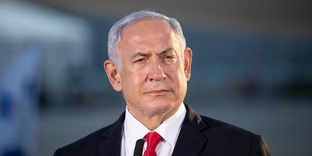 ראש הממשלה בנימין נתניהו, צילום: מוטי מילרוד הארץ