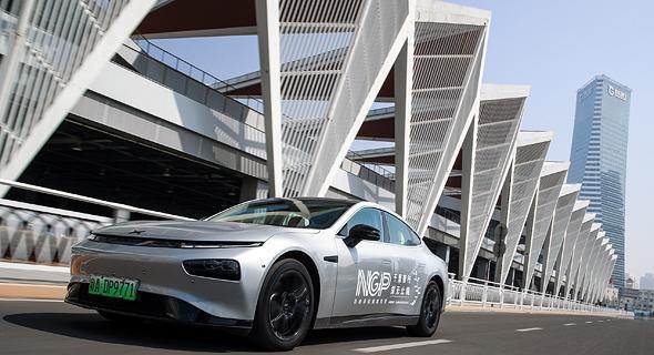 שברו את התחזיות: שיאי מסירה לרכבים החשמליים של ניו ואקספנג הסיניות