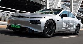 מכוניות אוטונומיות XPENG רכב סיני