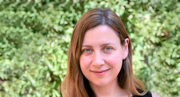 Ilana Glotman, Head of HR & Israel Site Manager at Fieldin. Photo: PR