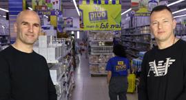 מימין סהר כוכבי ו אדיר ונונו מייסדי זול סטוק, צילום: אלעד גרשגורן