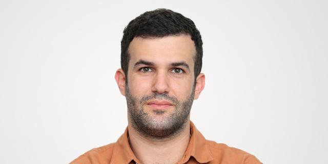 Itamar Melamed, Head of Innovation Development at Infront Lab. Photo: Eyal Merilos