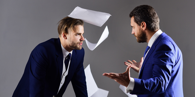 מה עושים כשהשותפים בחברה מסוכסכים?