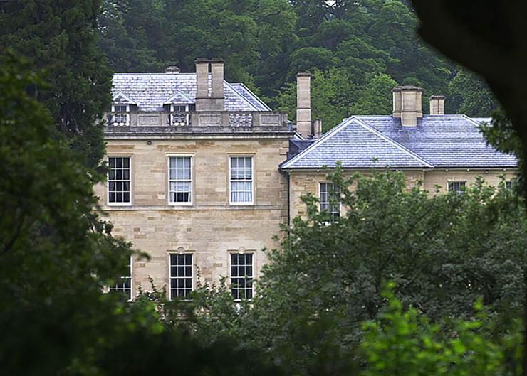 אחוזת גלימפטון פארק באזור קוטסוולדס, צפונית-מזרחית מלונדון, צילום: איי אף פי