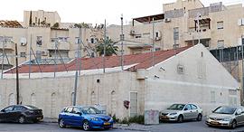 מקווה שכונת מעלה זיתים ב ירושלים, צילום: אלכס קולומויסקי
