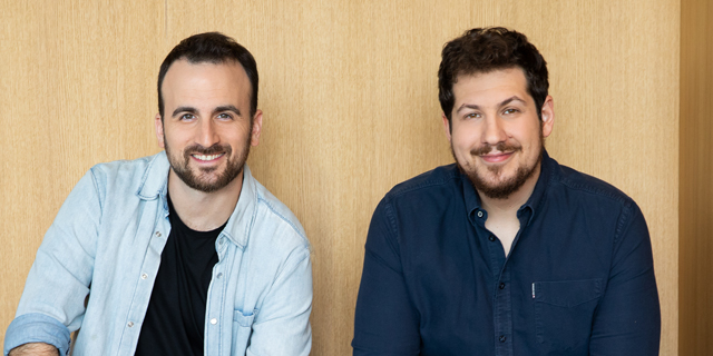 Empathy co-founders Ron Gura and Yonatan Bergman. Photo: Dedi Elias