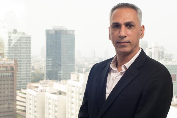 """יקי בוארון, שותף מחלקת נדל""""ן ב-EY ישראל, צילום: אופיר פרג"""