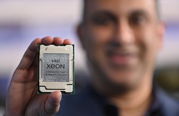 מעבד Xeon של אינטל