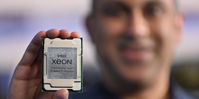 תוצרת כחול לבן: אינטל מציגה את מעבד Xeon החדש