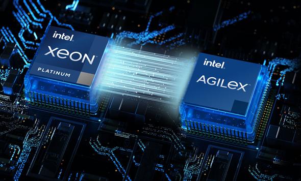 מעבד Xeon של אינטל, צילום: אינטל