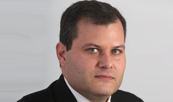 CEO of Saffron-Tech, David Freidenberg. Photo: Saffron-Tech