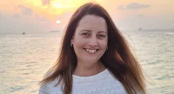 Nili Tschelak, Asperii's HR Manager. Photo: Nili Tschelak