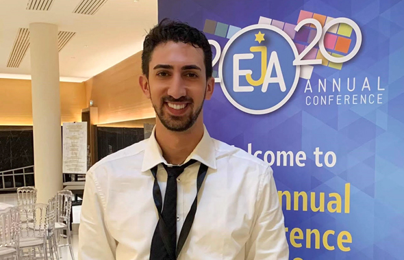 FOA's founder and CEO Tomer Aldubi. Photo: PR