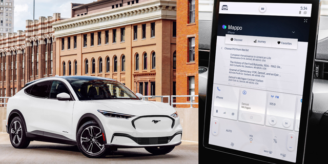 Ford partners with Israel's Mappo in-car app to make road travel more exciting