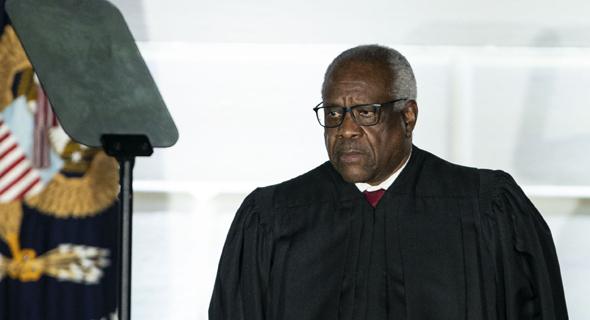 """קלרנס תומאס, שופט בית המשפט העליון בארה""""ב"""