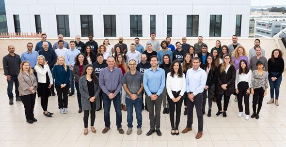 צוות העובדים של החברה
