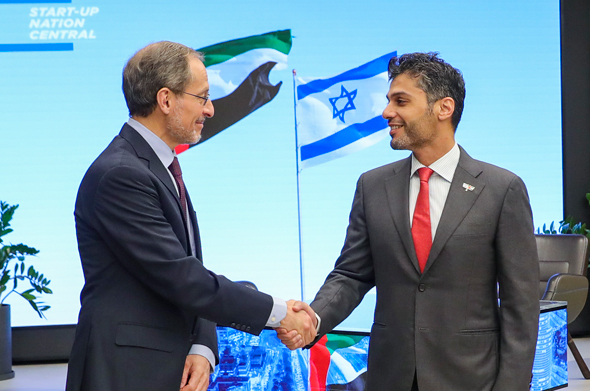 New UAE Ambassador to Israel and Start-Up Nation Central launch joint task-force