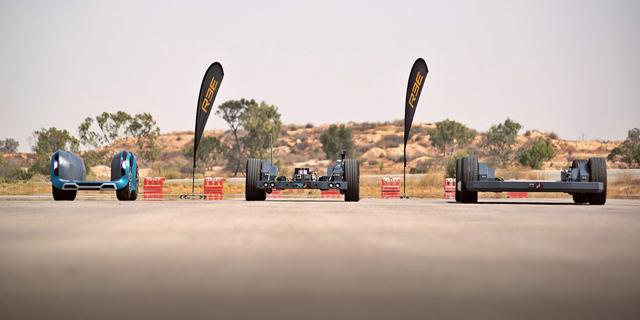 הינו ו-REE הישראלית יפתחו יחד כלי רכב מסחריים