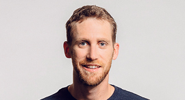 Wiz co-founder and CEO Assaf Rappaport. Photo: Nethaniel Tobias