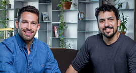 ZOOG's co-founders Yoav Oren and Matan Guttman. Photo: PR