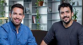 ZOOG's co-founders Yoav Oren and Matan Guttman. Photo: PR