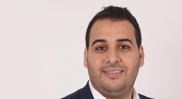 Siraj Technologies co-CEO Othman Alshekh. Photo: Siraj Technologies