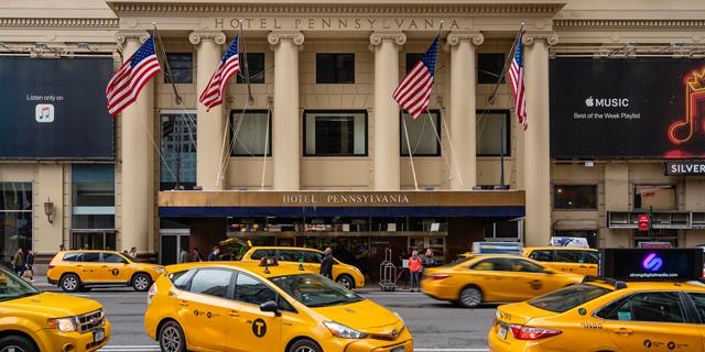 """102 שנים לאחר שהוקם: """"המלון של הישראלים בניו יורק"""" - ייהרס"""