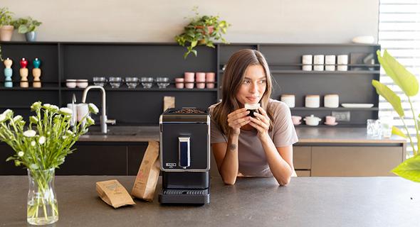 בינז קפה שטראוס, צילום: רואי בוקובזה