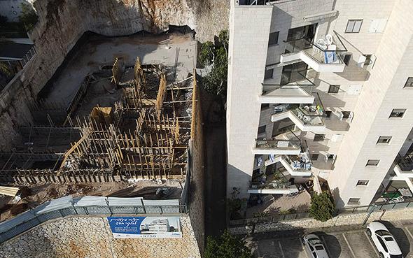 """פרויקט התחדשות עירונית של מרכז העיר נדל""""ן בחיפה, צילום: מרכז העיר נדל""""ן"""