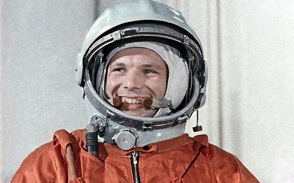 חלוץ החלל יורי גגארין