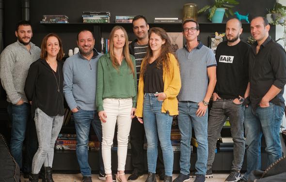 The Gigantic team. Photo: PR