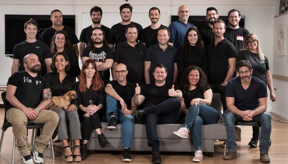 Affogata team. Photo: Reiss Studio