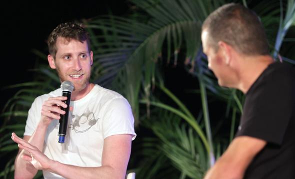 Wiz CEO Asaf Rapaport. Photo: Orel Cohen