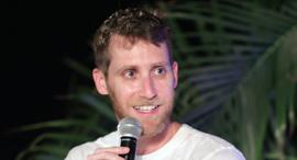 """אסף רפפורט מייסד שותף מנכ""""ל WIZ טק על הגג, צילום: אוראל כהן"""