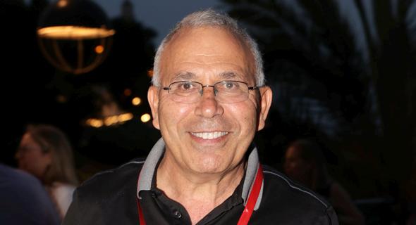 פנחס בוכריס, שותף  SOMV, צילום: אוראל כהן