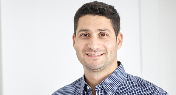 Elad Erez, Imperva Chief Innovation Officer. Photo: Sharon Horowitz