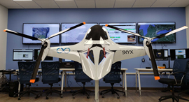 A SkyX aircraft. Photo: SkyX
