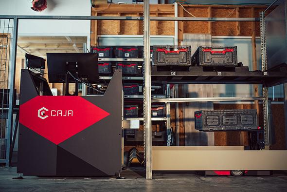 Caja Robotic