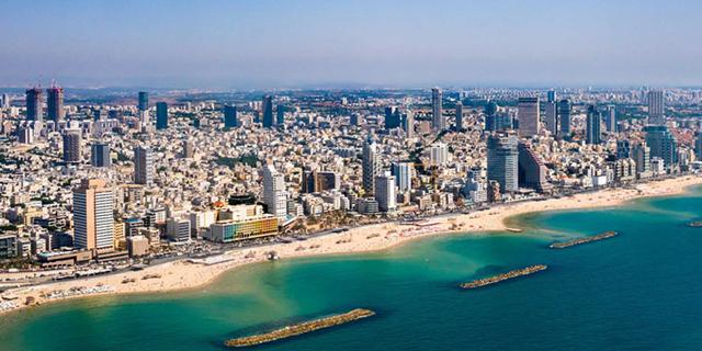 תל אביב פרנצי נדלן זירת הנדלן, צילום: SHUTTERSTOCK