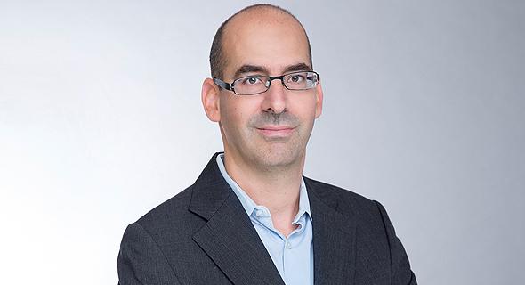 חגי שרייבר מנהל השקעות ראשי קבוצת הפניקס, צילום: ענבל מרמרי