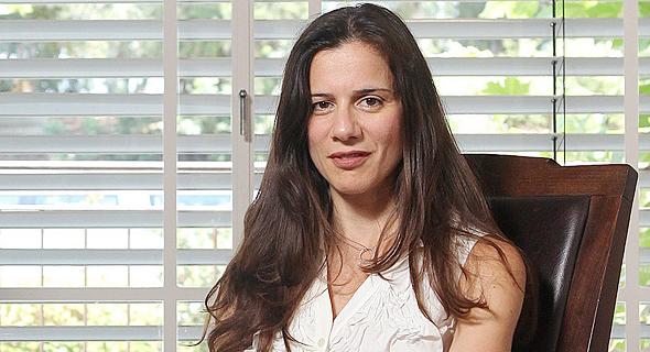 Tipa CEO Daphna Nissenbaum. Photo: Orel Cohen