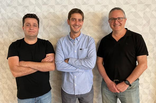 Edocate co-founders. Photo: Edocate