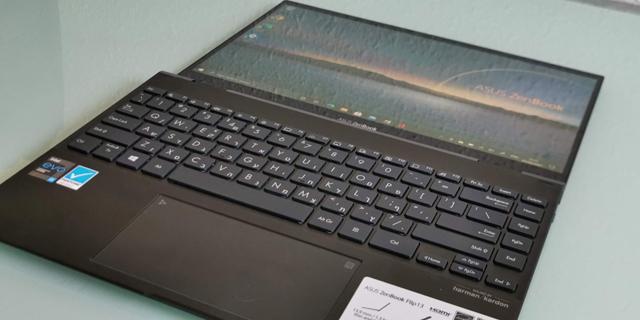 הלפטופ החדש של אסוס: נייד היברידי פרימיום עם מסך מתהפך במחיר שפוי