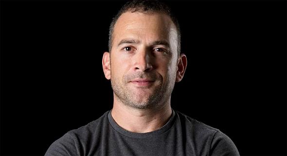 Yam Regev, VP of Marketing. Photo: Nir Videlets