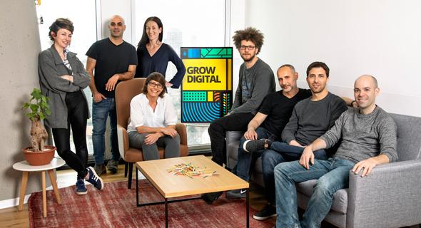 Prospera's team. Photo: Prospera Technologies
