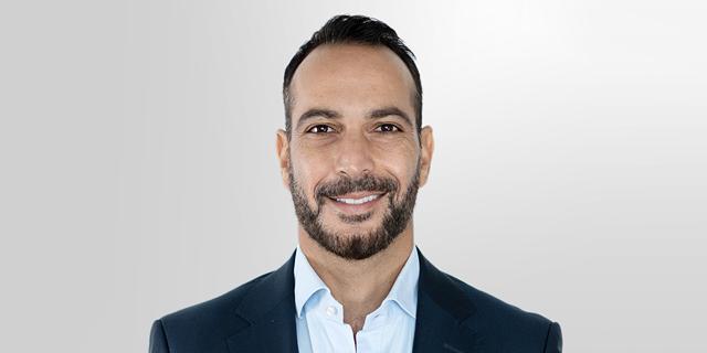Aviv Oren, Head of Business Engagement at GFI Israel. Photo: Gilad Iluz