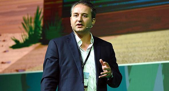 Oliver Elbaz, Deel's new Head of International Expansion. Photo: Deel