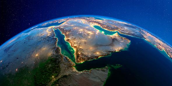 Earth. Photo: Shutterstock