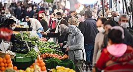 טורקיה אינפלציה, צילום: איי אף פי